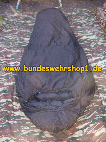 KSK Einsatz Schlafsack Mountain Equipment